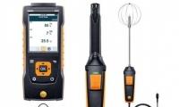 Скидки на приборы Testo для измерения параметров окружающей среды и производственных факторов